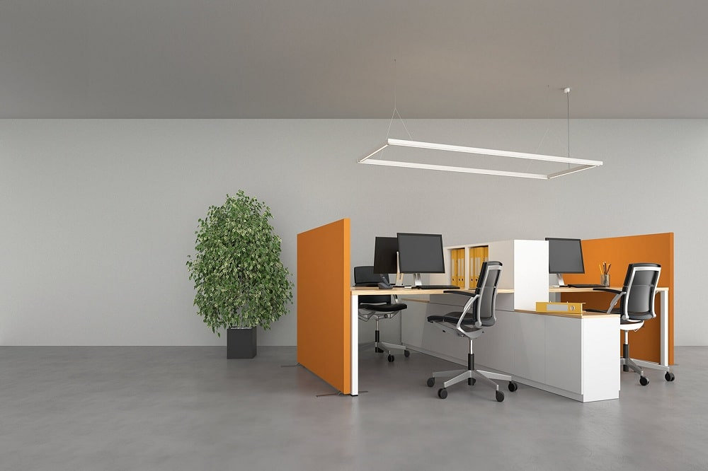 Akustik Ofis Paravanlar