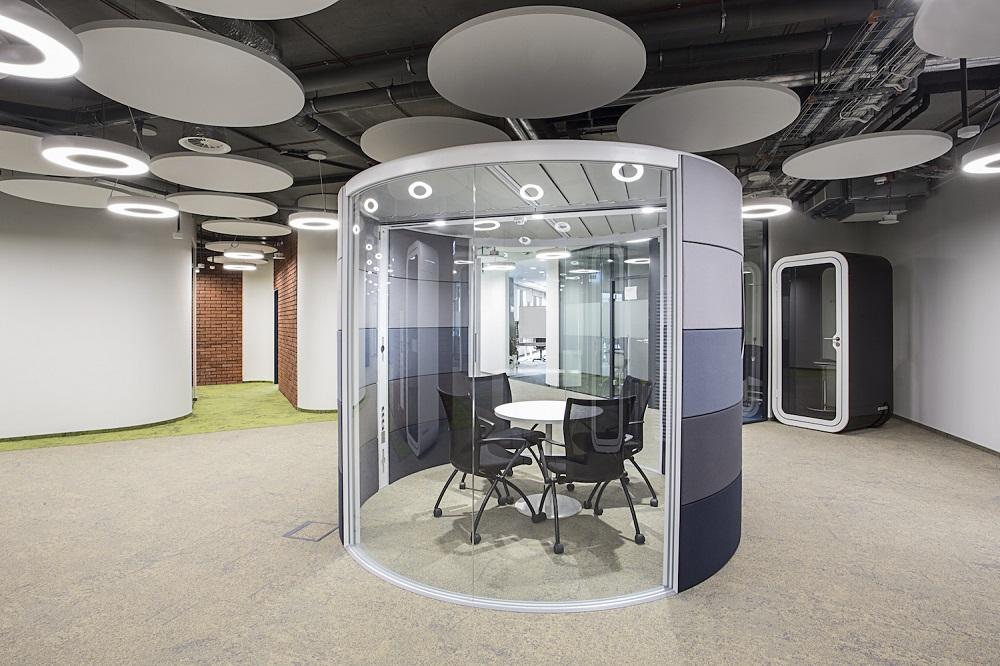 Akustik Ofis Kabinleri